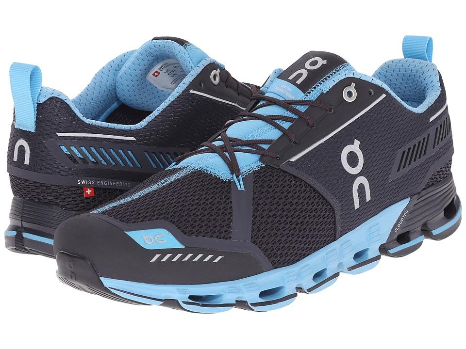 On - Cloudflyer (Iron/Sky) Men's Shoes