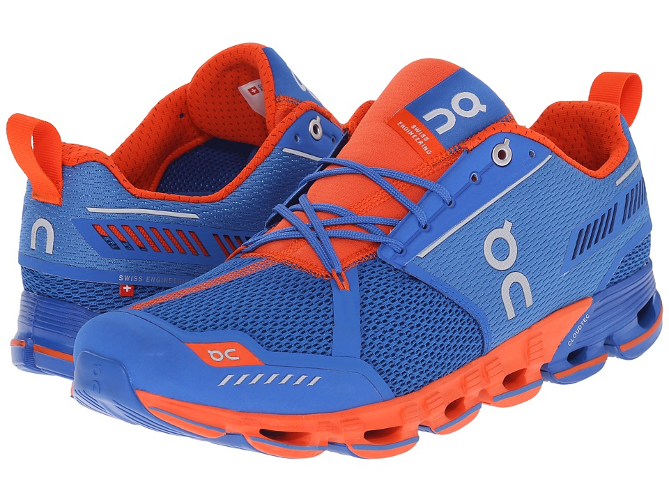 On - Cloudflyer (Water/Flame) Men's Shoes