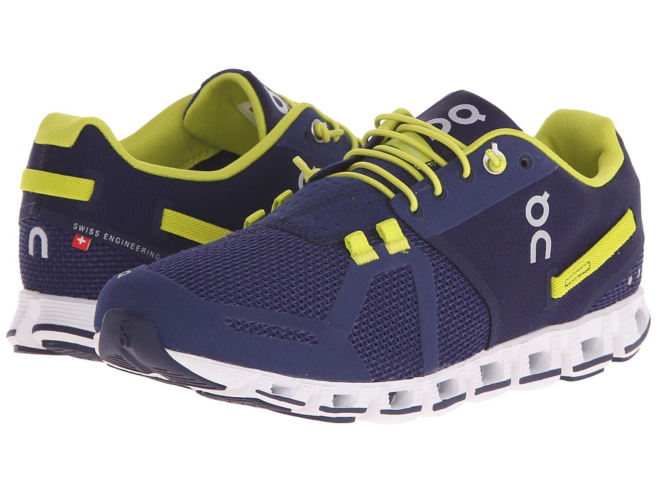 On - Cloud (Grape/Sulphur) Women's Running Shoes