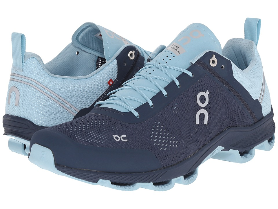 On - Cloudsurfer (Navy/Steel) Men's Running Shoes