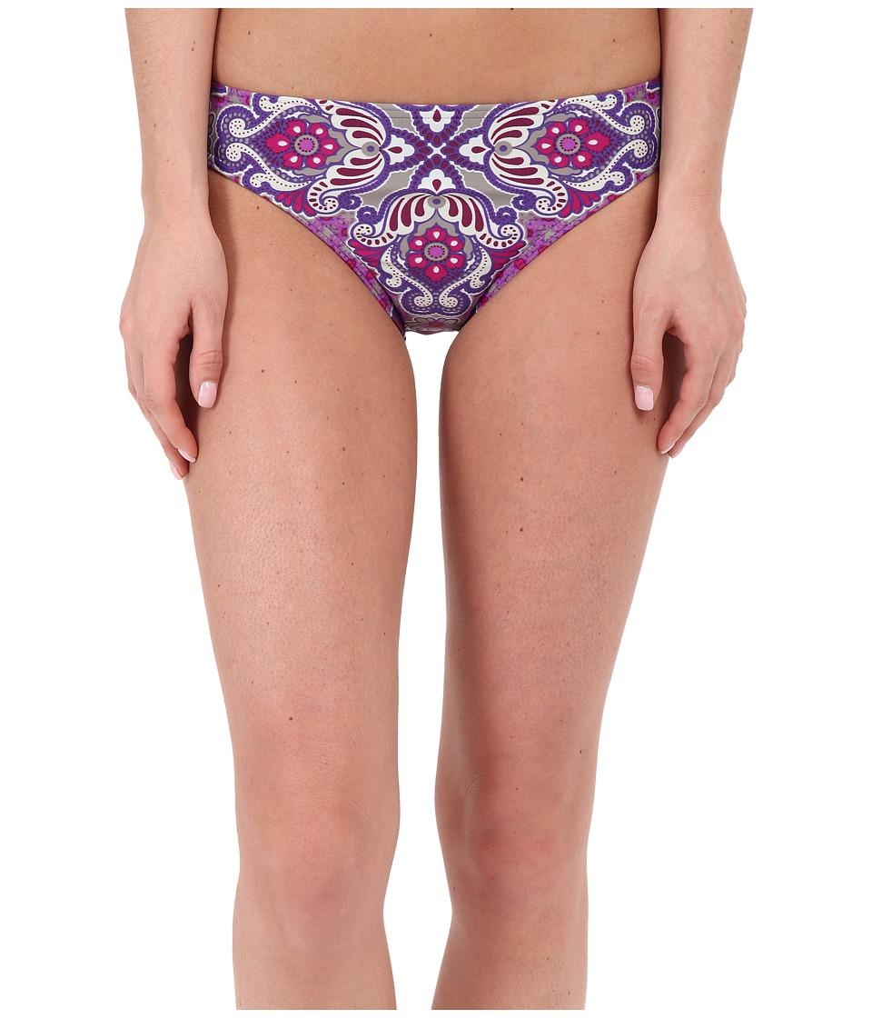 Prana - Lani Bottom (Dusted Peri Jasmine) Women's Swimwear
