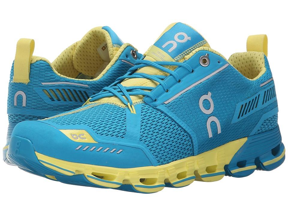 On - Cloudflyer (Mani/Lemon) Women's Shoes
