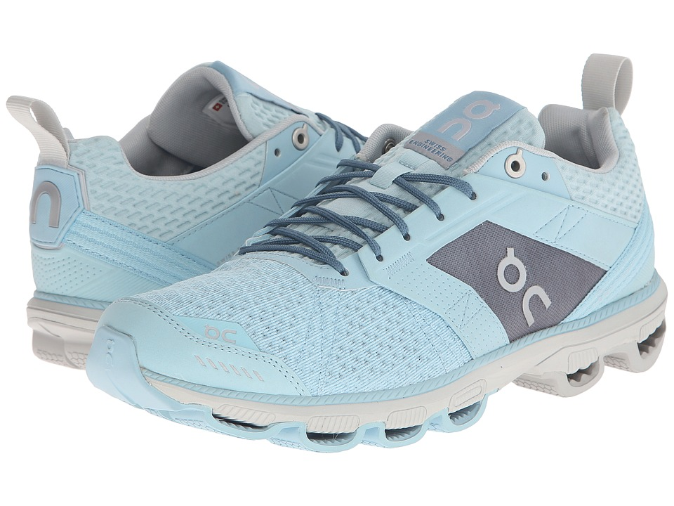 On - Cloudcruiser (Aqua/Moon) Women's Shoes