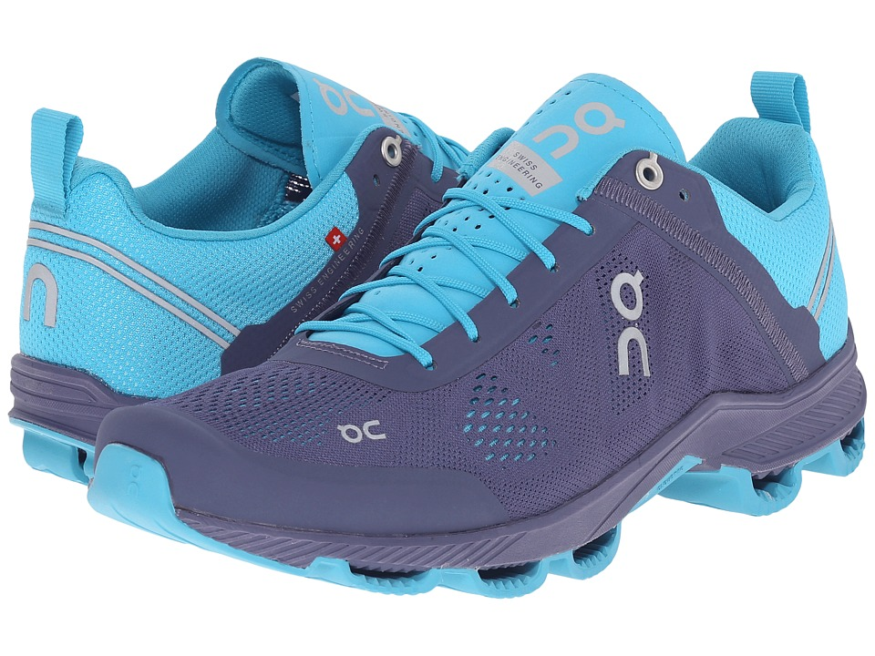 On - Cloudsurfer (Velvet/Blue) Women's Running Shoes