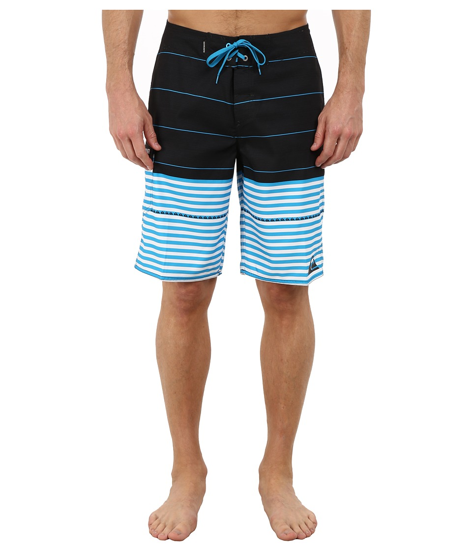 Quiksilver - Everyday Prints Boardshorts (Black) Men's Swimwear