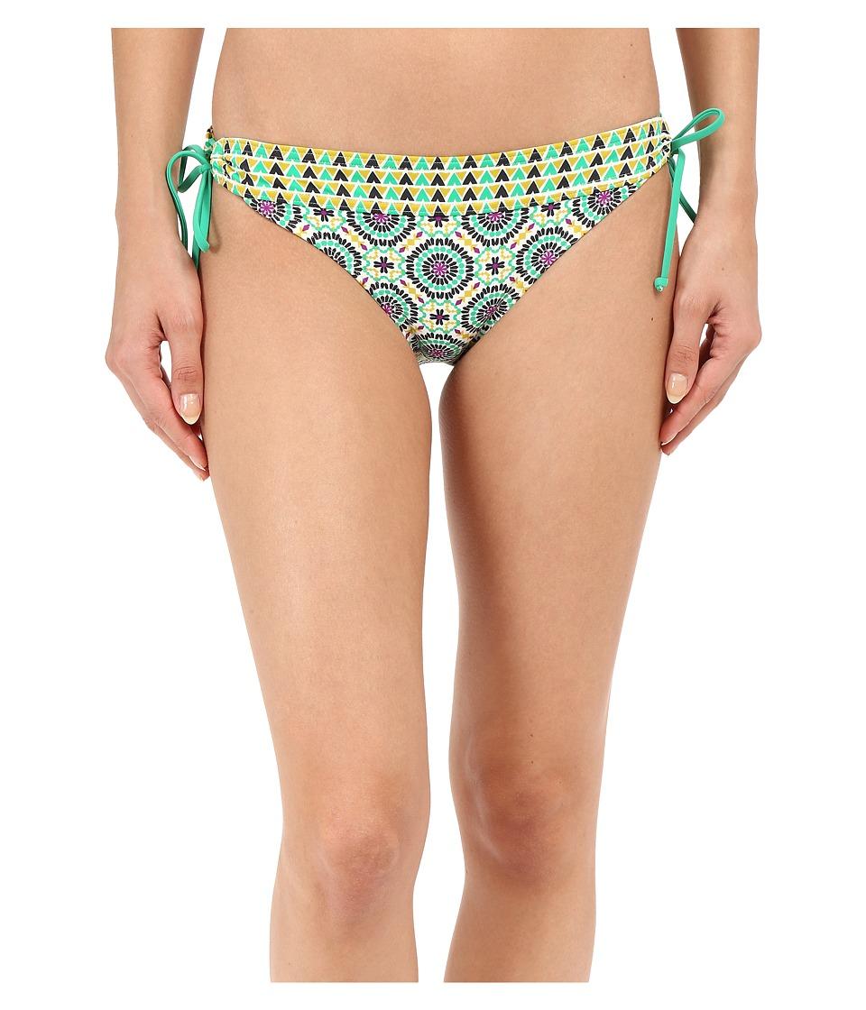 Prana - Saba Bottom (Cool Green Sundial) Women's Swimwear