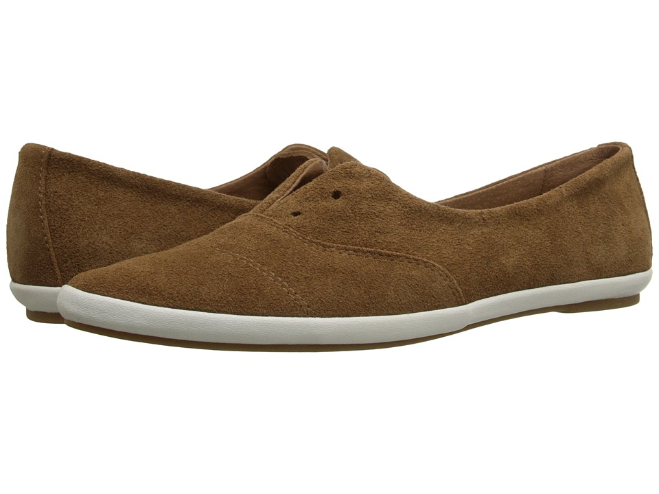 Sanuk - Kat Paw Luxe (Tobacco) Women's Slip on Shoes
