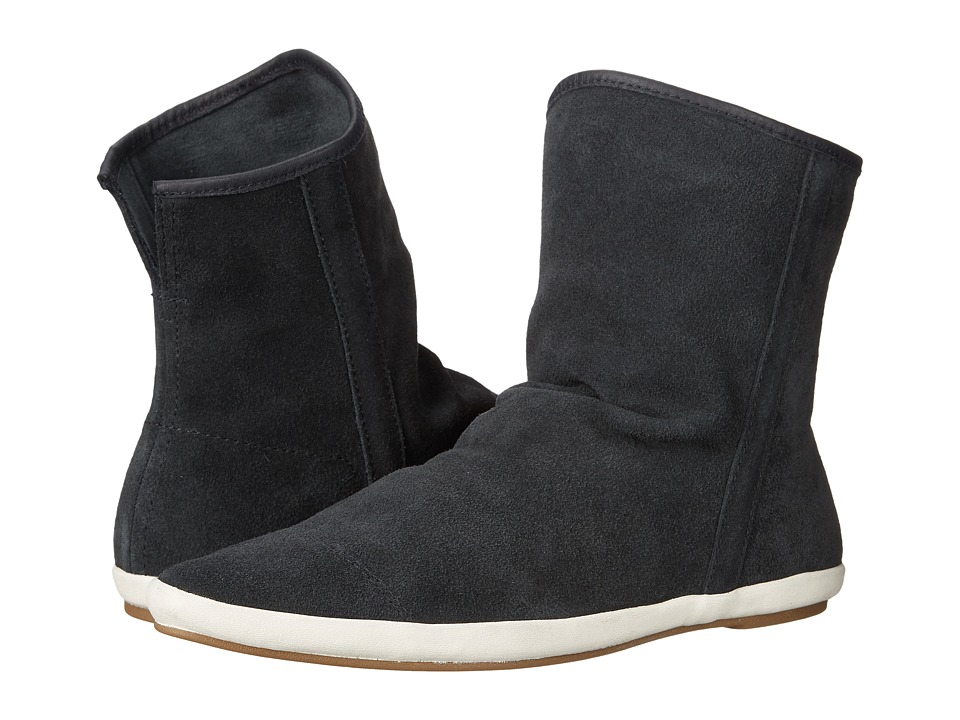 Sanuk - Kat Sphynx Luxe (Dark Charcoal) Women's Boots