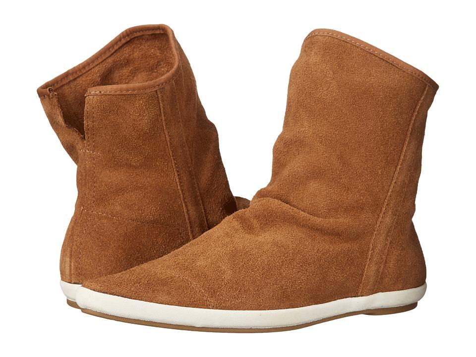 Sanuk - Kat Sphynx Luxe (Tobacco) Women's Boots