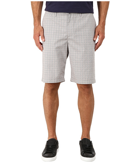 Original Penguin - Glen Plaid Shorts (Falcon) Men's Shorts
