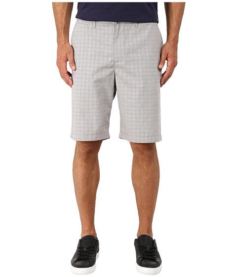 Original Penguin - Glen Plaid Shorts (Falcon) Men