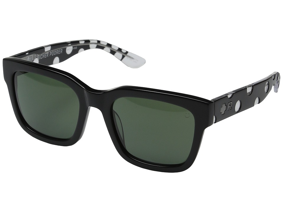 Spy Optic - Trancas (Richer Poorer Collab/Happy Grey Green) Sport Sunglasses