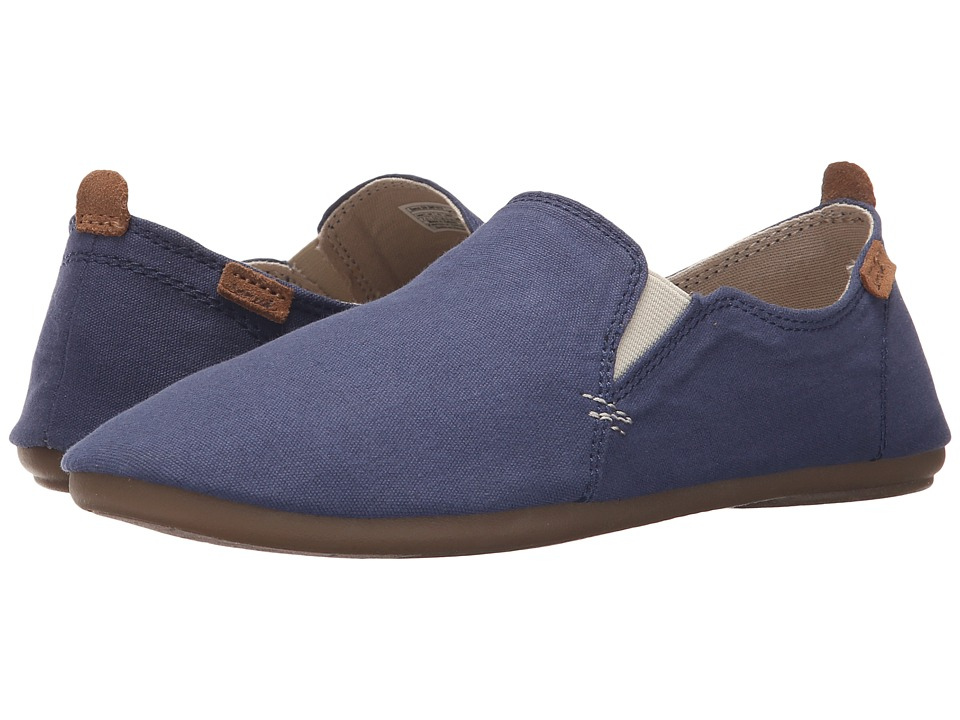 Sanuk - Isabel (Slate Blue) Women's Slip on Shoes