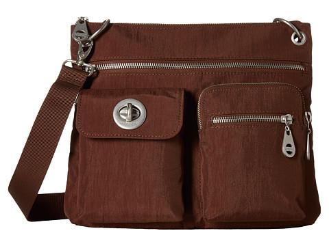 Baggallini - Sydney Bagg (Mocha) Cross Body Handbags