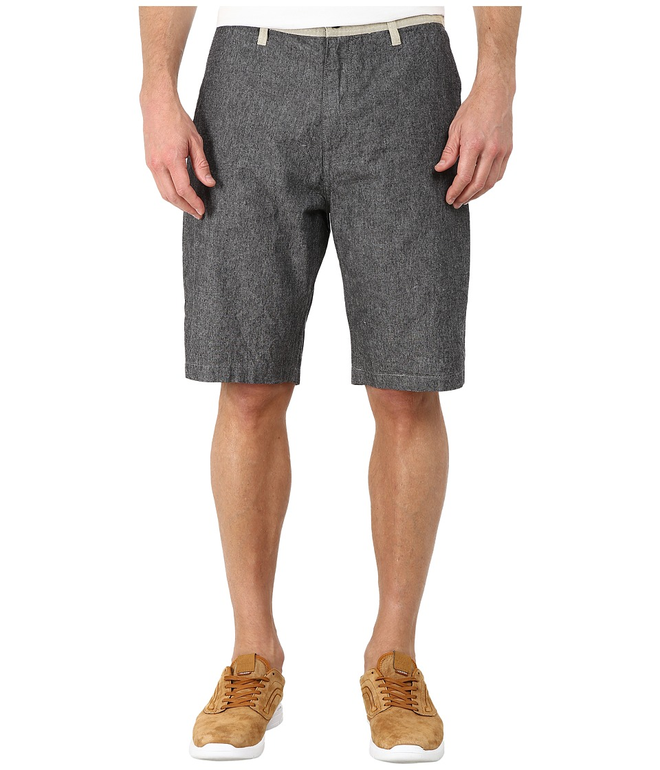 Volcom - Crews Shorts (Dark Grey) Men's Shorts
