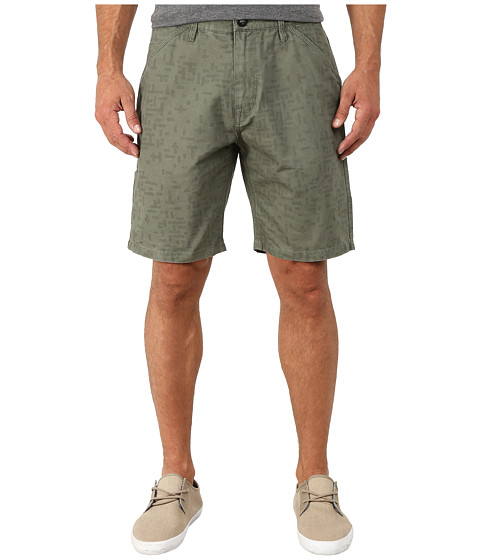 Volcom - Tannar Shorts (Olive) Men