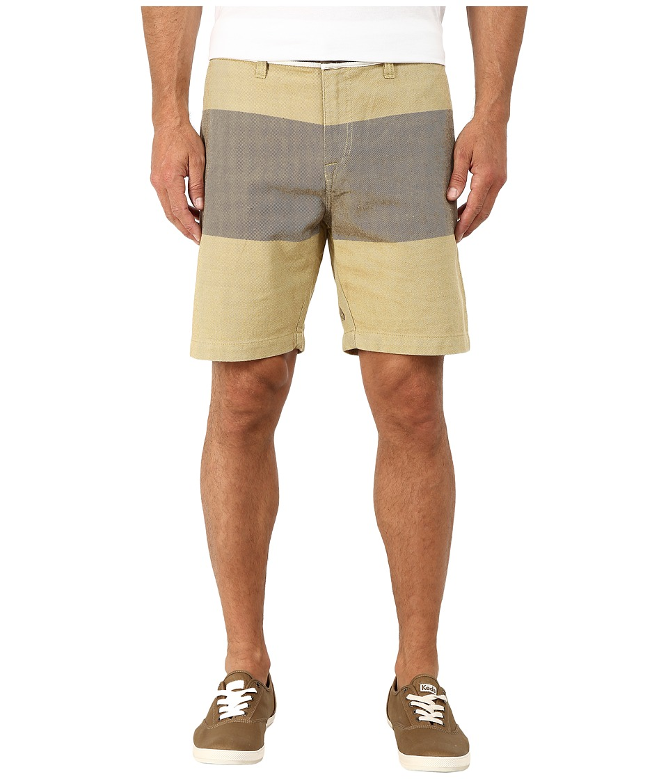 Volcom - Raiden Shorts (Drill Khaki) Men's Shorts