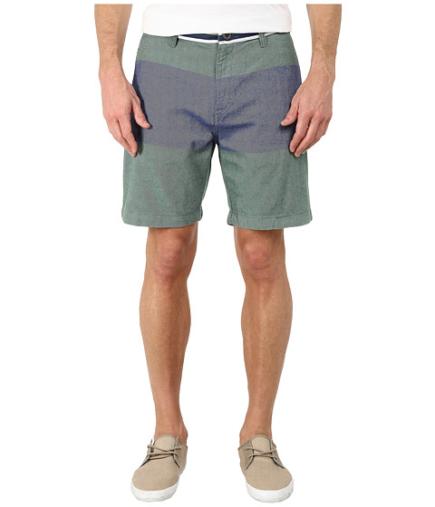 Volcom - Raiden Shorts (Emerald Green) Men's Shorts