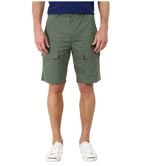 Volcom - Botwana Cargo Shorts (Cedar Green) Men