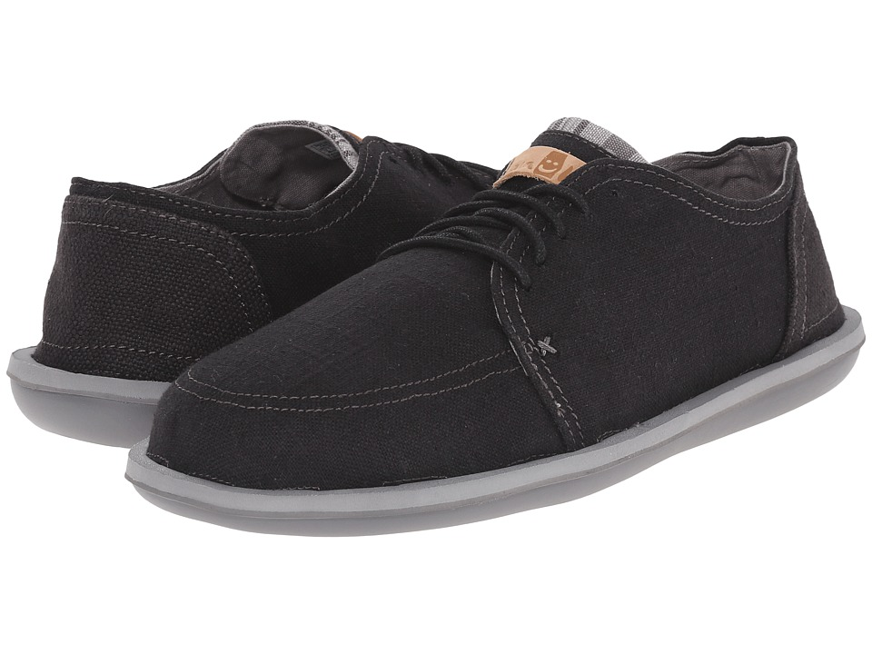 Sanuk - Vista (Black) Men