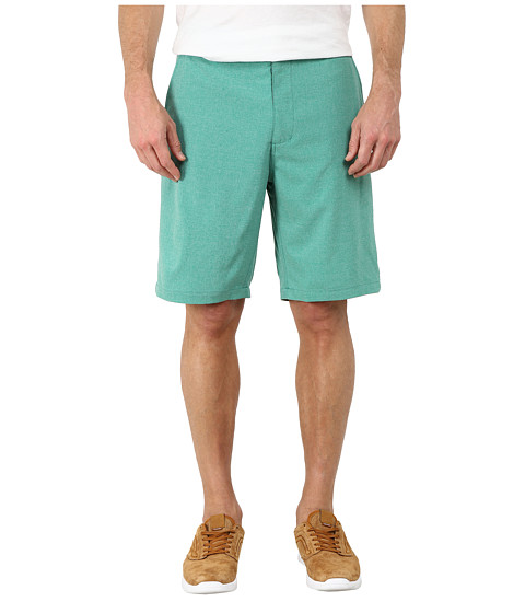 Volcom - Frickin Static Shorts (Lawn Green) Men's Shorts