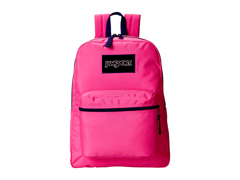 JanSport - Overexposed (Pink/Purple) Backpack Bags