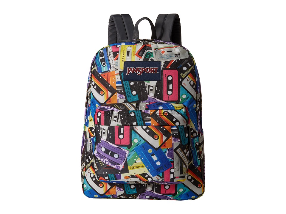JanSport - SuperBreak (Mix Tapes) Backpack Bags