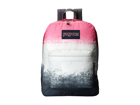 JanSport - SuperBreak (Multi Pink Ombre) Backpack Bags