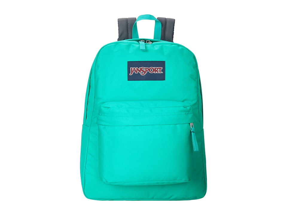 JanSport - SuperBreak (Spanish Teal) Backpack Bags