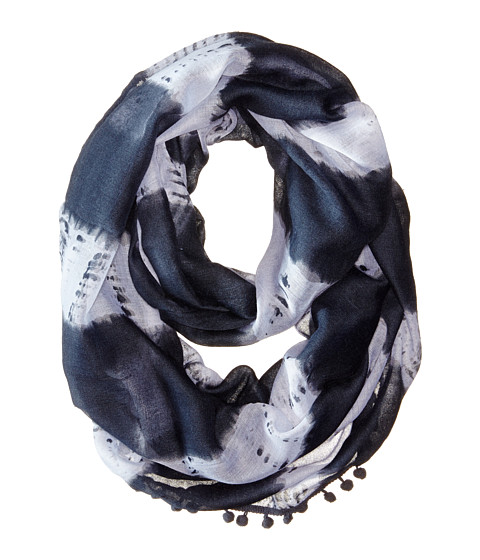 Michael Stars - Tie-Dyed Rugby Eternity Scarf (Passport) Scarves