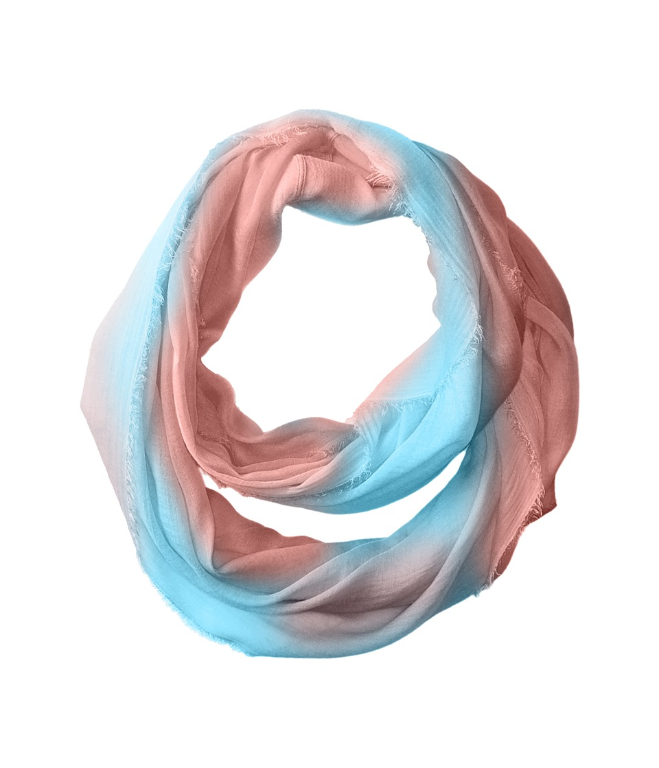 Michael Stars - Technicolor Sunset Eternity Scarf (Newport) Scarves