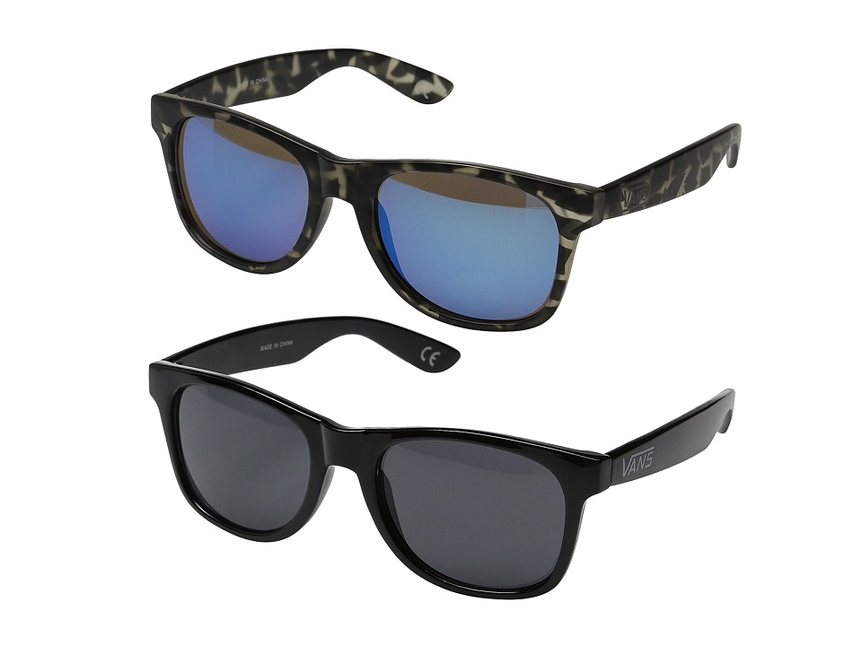Vans - Spicoli 4 Two-Pack (Matte Finish/Frost Grey) Fashion Sunglasses