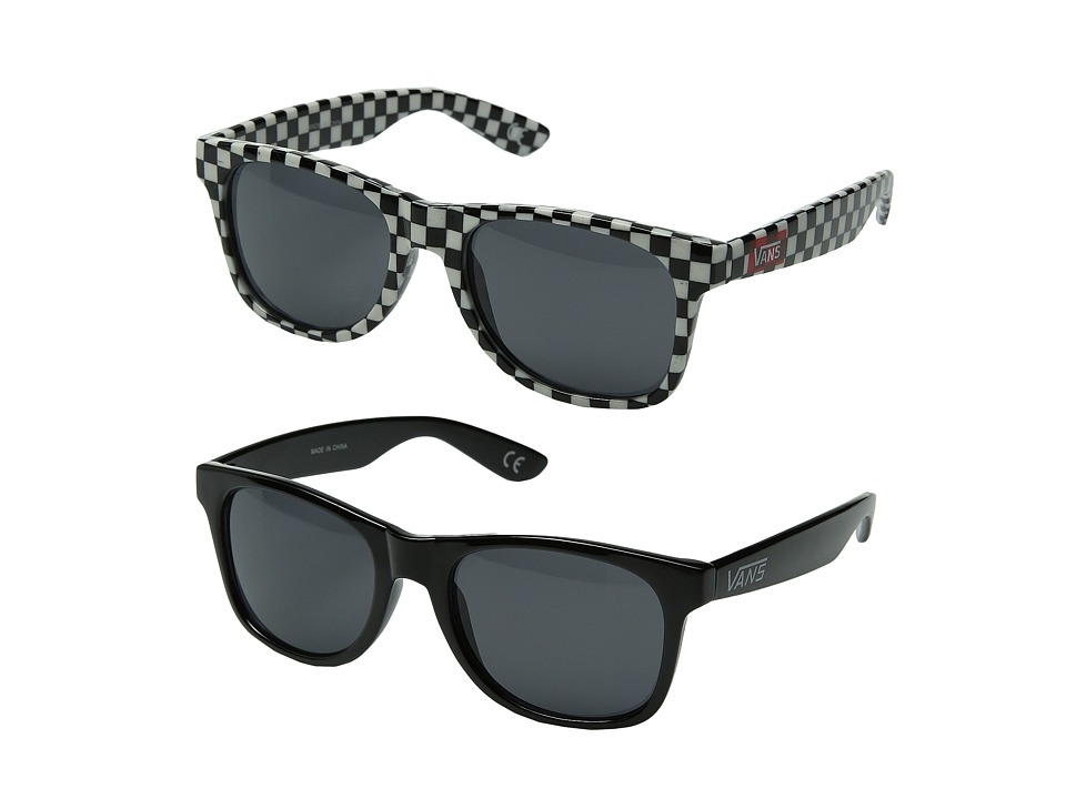 Vans - Spicoli 4 Two-Pack (Checkered Pack) Fashion Sunglasses