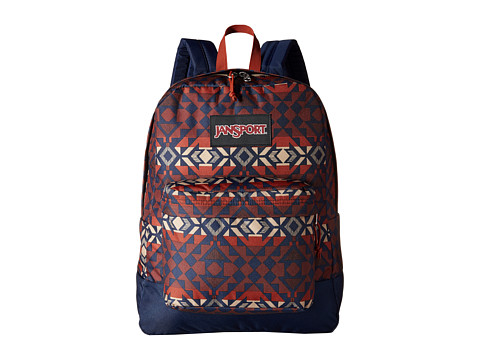 JanSport - Black Label SuperBreak (Burnt Henna Angels) Backpack Bags