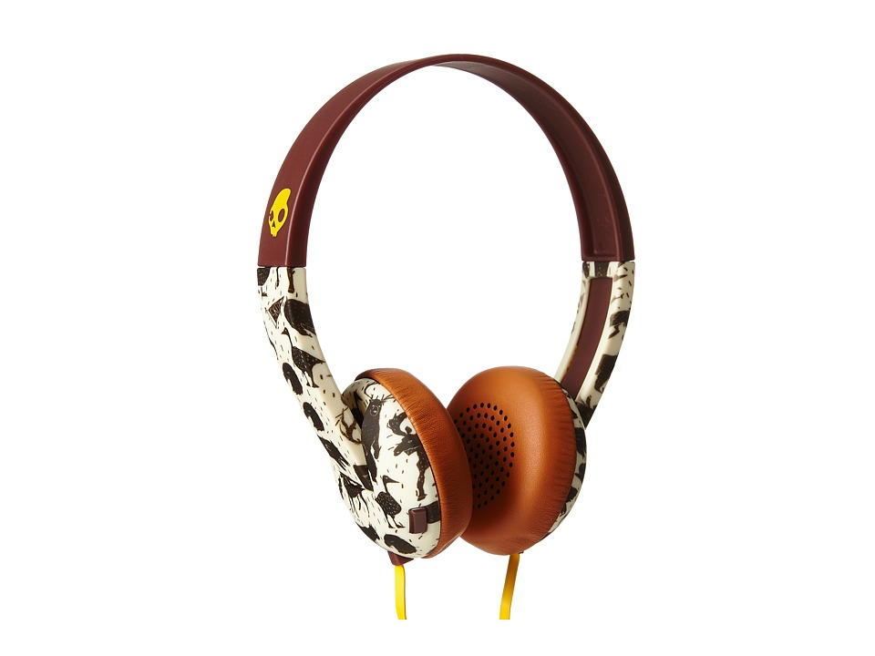 Skullcandy - Uproar (Explore/Animal/Mustard) Headphones