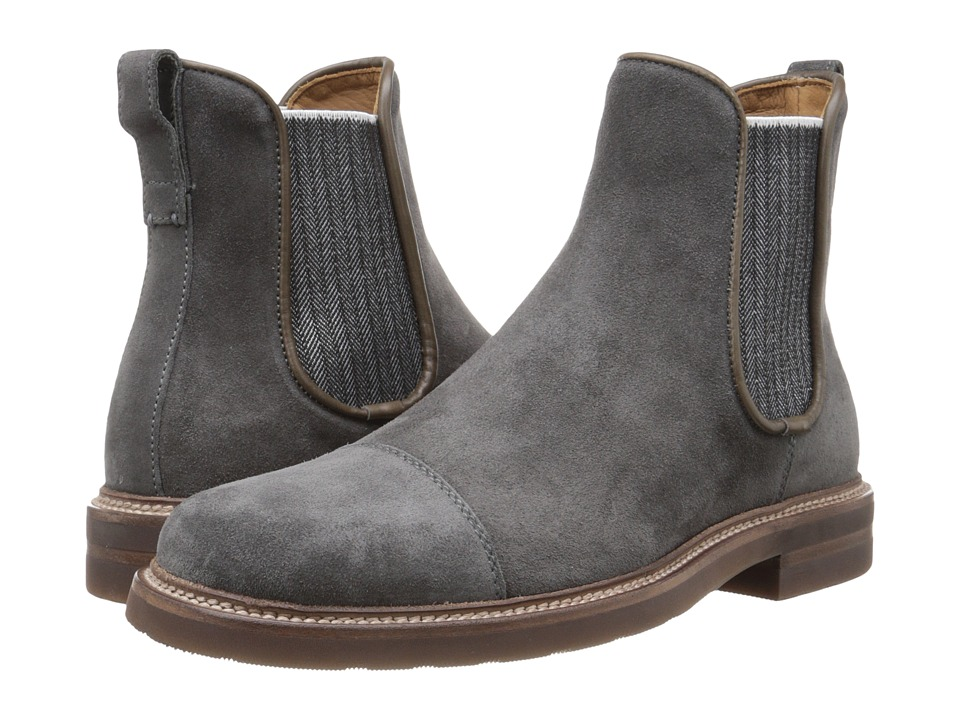 Aquatalia - Philip (Grey) Men's Pull-on Boots