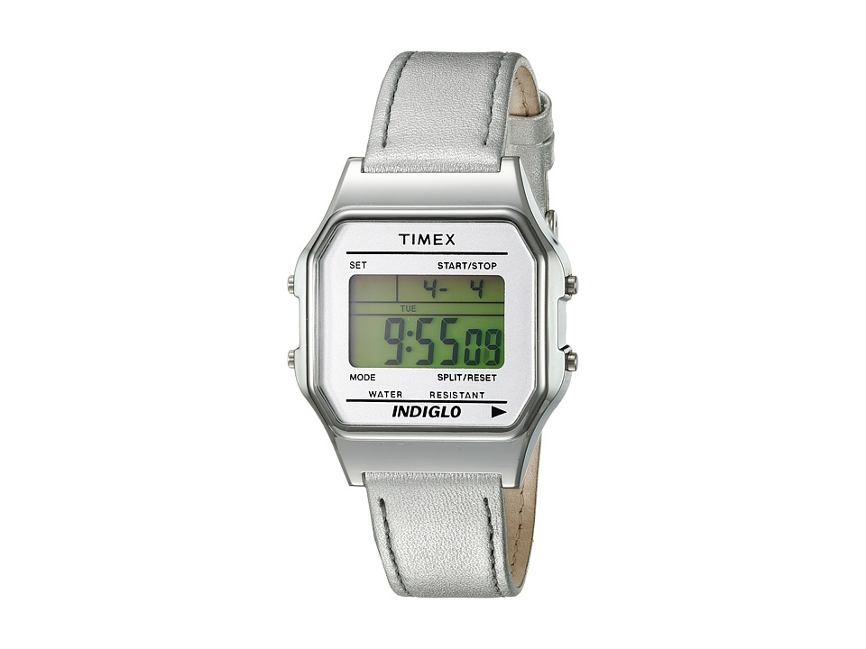 Timex - 80 (Silver Tone) Watches