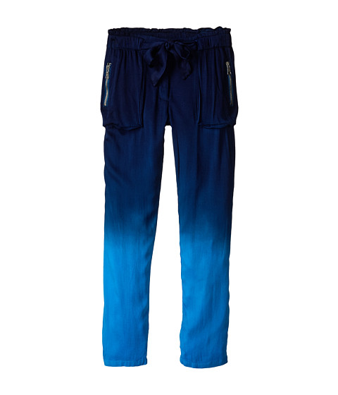 Young Fabulous & Broke Mini - Tessa Pants Ombre (Little Kids/Big Kids) (Blue) Girl's Casual Pants