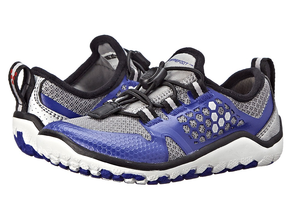 Vivobarefoot Kids - Trail Freak Toggle (Toddler/Little Kid) (Royal Blue) Kids Shoes