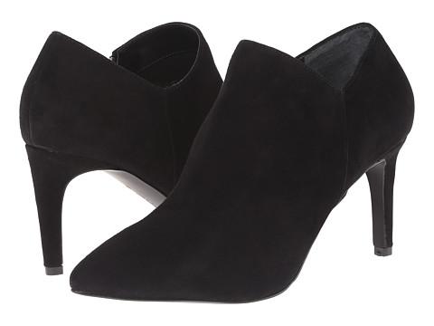 Charles by Charles David - Veer (Black Suede) Women's Dress Zip Boots