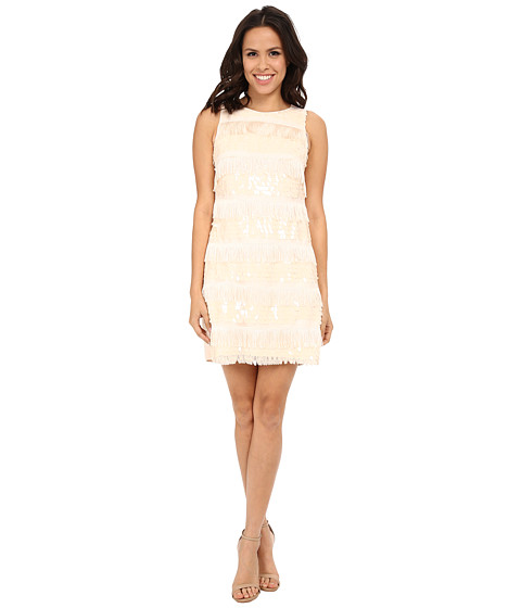 Eliza J - Sleevless Shift (Blush) Women's Dress