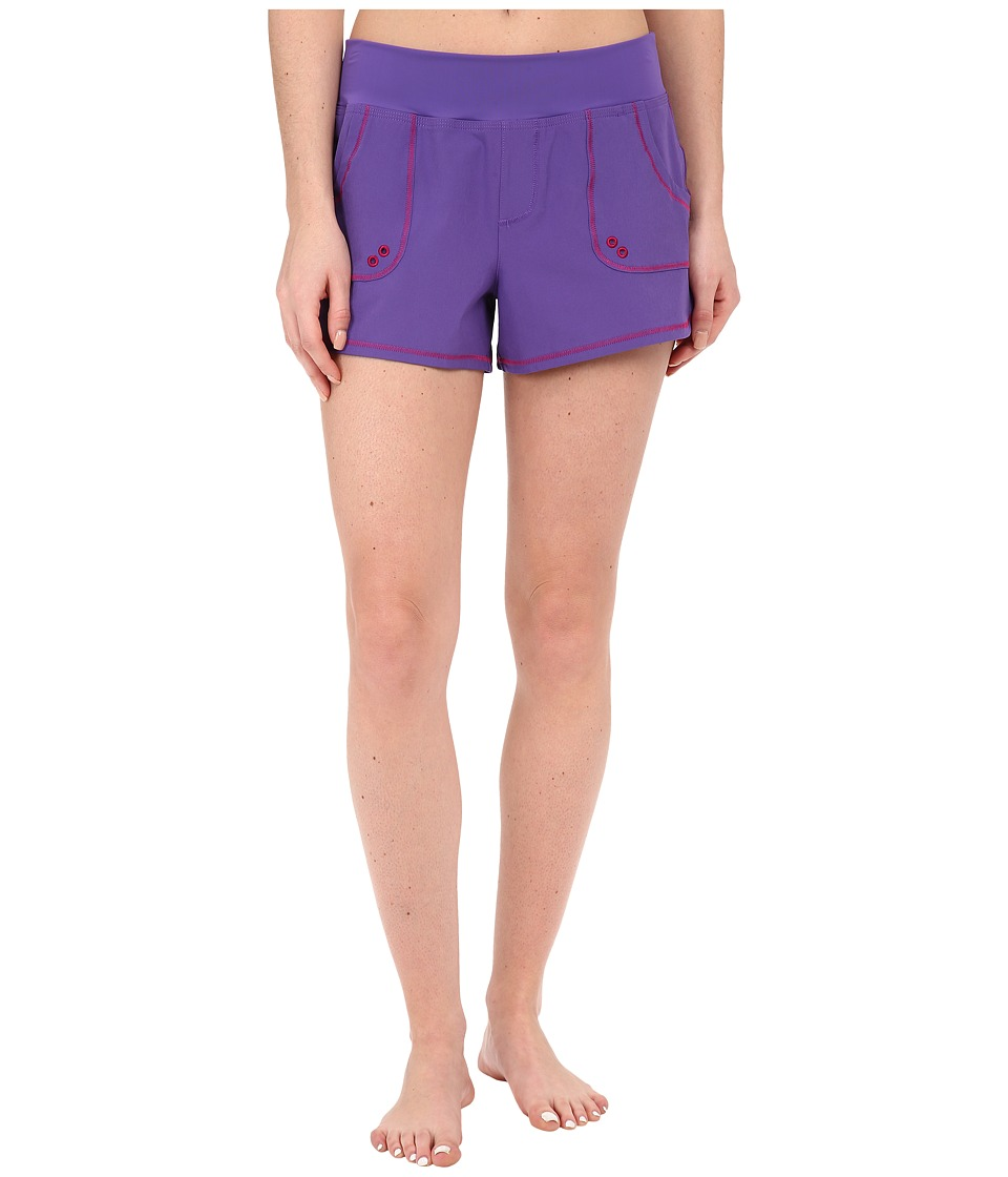 Prana - Millie Boardshort (Ultra Violet) Women's Swimwear