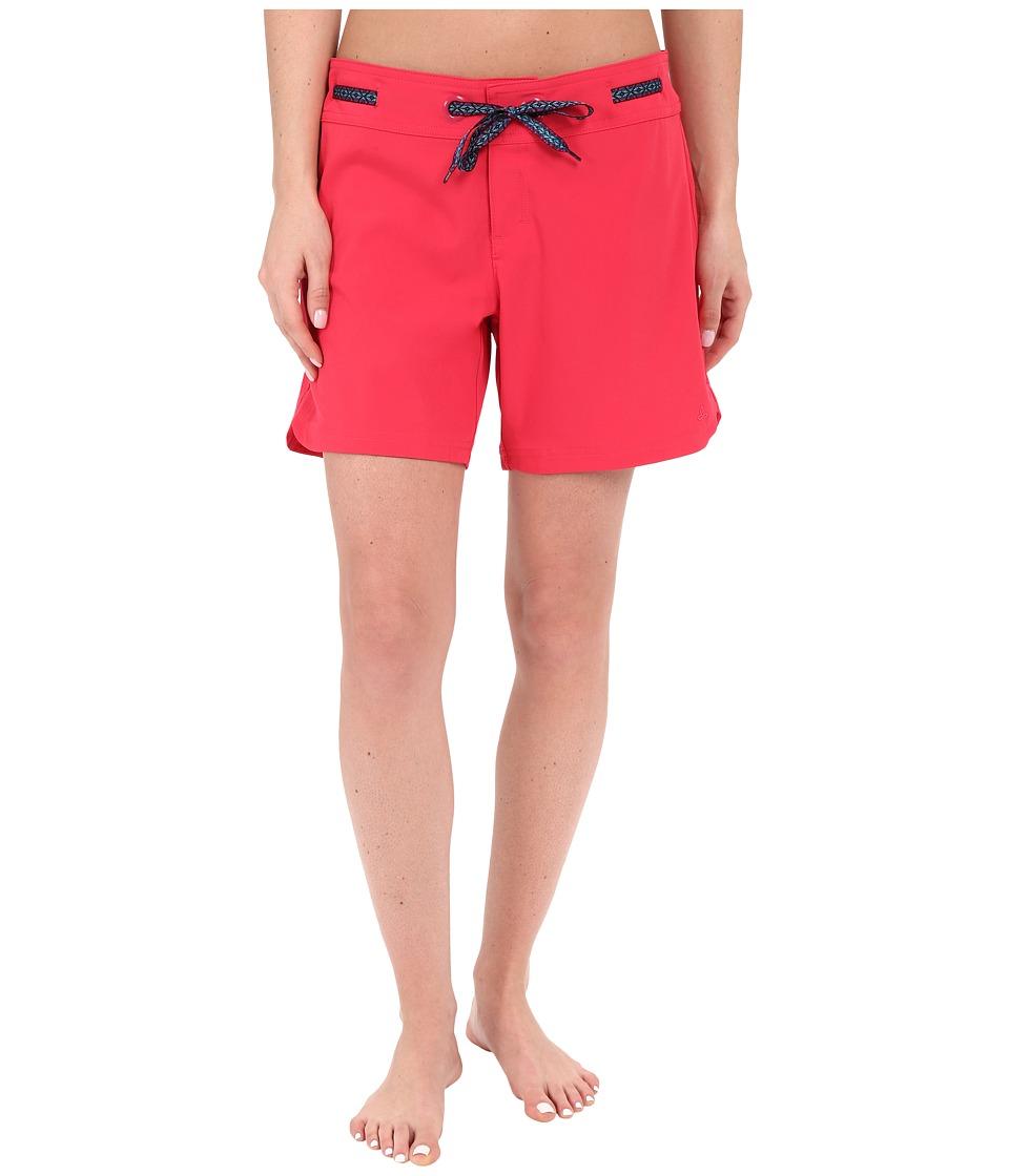 Prana - Silvana Boardshort (Azalea) Women's Swimwear
