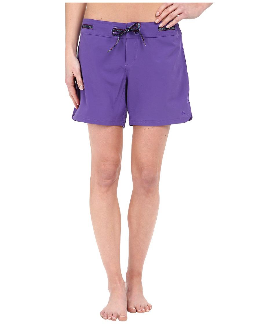 Prana - Silvana Boardshort (Ultra Violet) Women's Swimwear