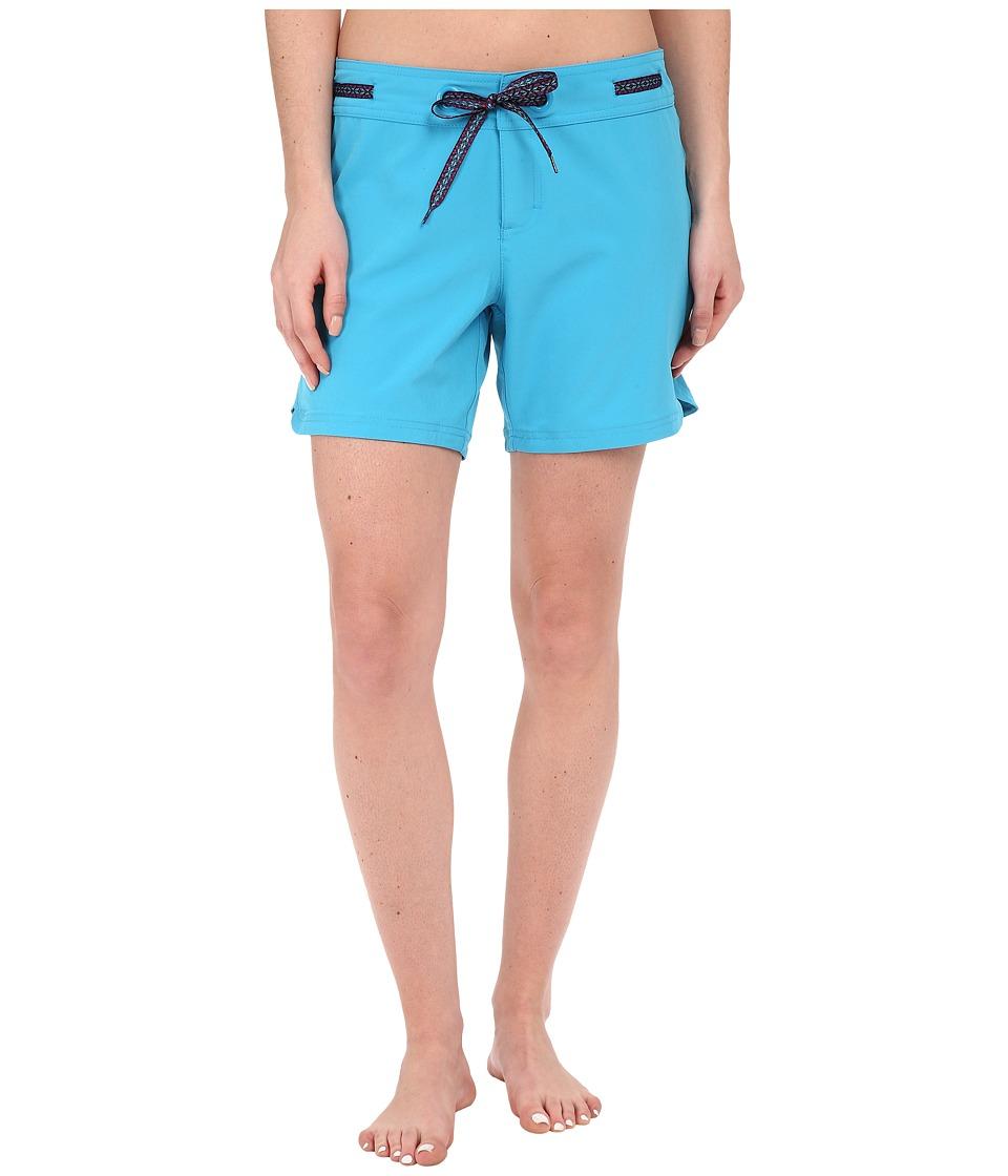 Prana - Silvana Boardshort (Vivid Blue) Women's Swimwear