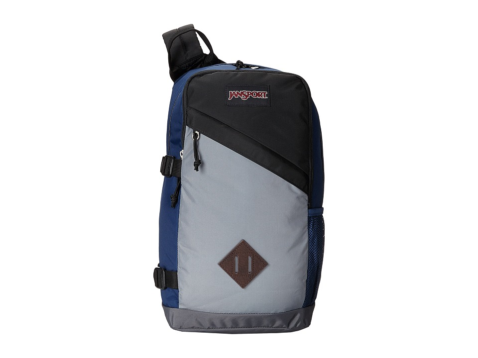 JanSport - Bowery (Navy) Backpack Bags