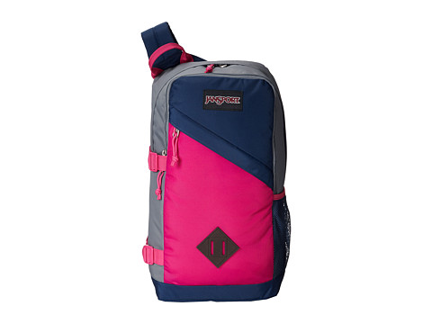 JanSport - Bowery (Shady Grey) Backpack Bags