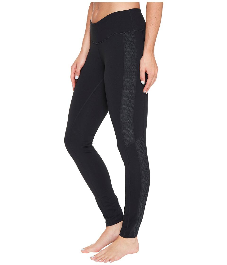 Prana - Lennox Leggings (Black) Women's Casual Pants