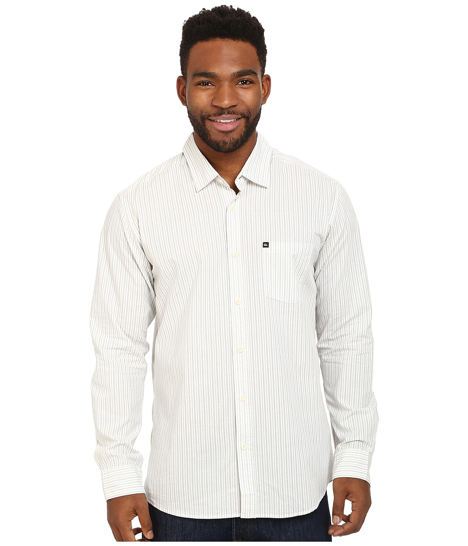 Quiksilver - Everyday Stripe Woven Top (High Rise) Men's Clothing