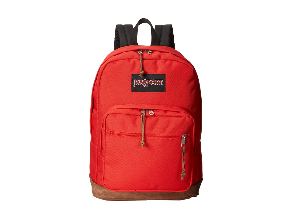 JanSport - Right Pack (High Risk Red) Backpack Bags